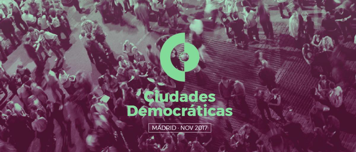 Imagen de la noticia Un mes para las tecnologías de la participación en Madrid