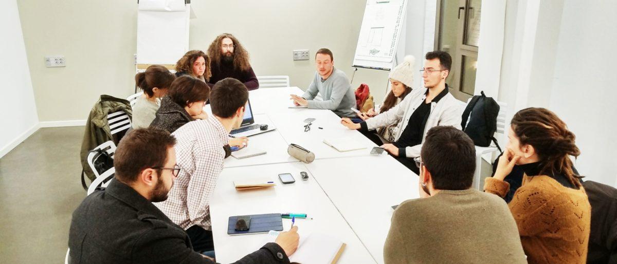 Imagen de la noticia Escola D'Innovació Cívica