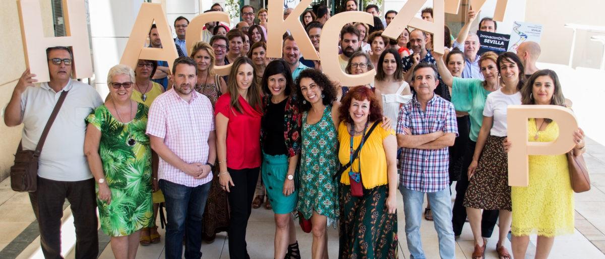 Imagen de la noticia Declaración de apoyo a la innovación abierta y al intraemprendiaje en la Junta de Andalucía