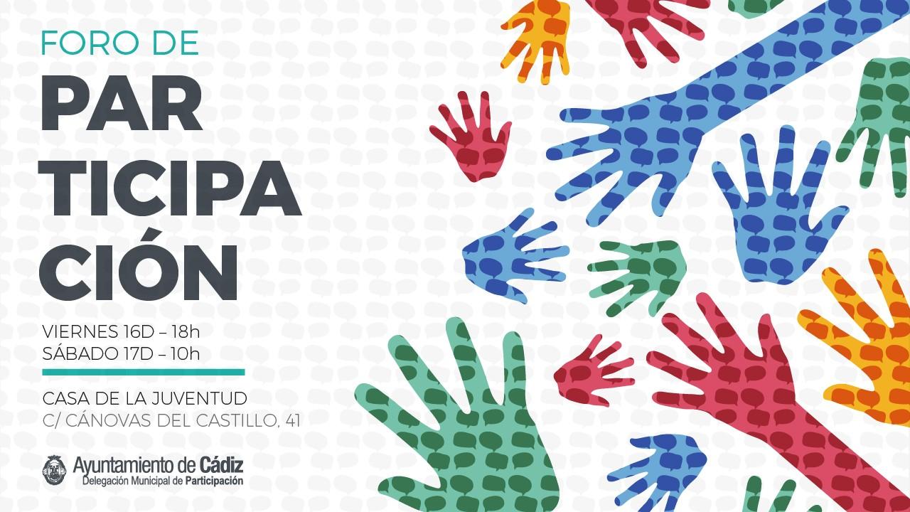 Imagen de la meotodología Guía Foro de Participación Ciudadana